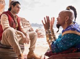 Dé combinatie van Naomi Scott, Mena Massout & Will Smith? Aladdin!