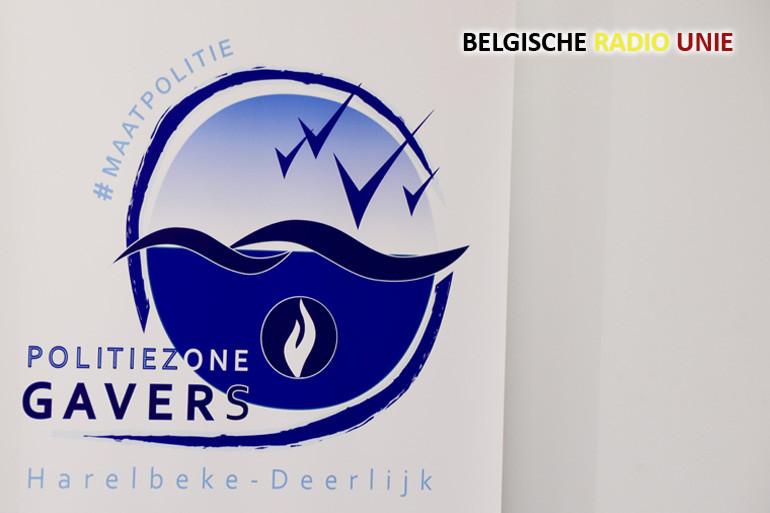 Politiezone Gavers logo