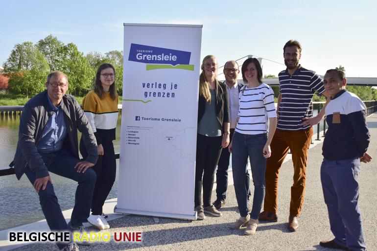 Zomerboottochten Toerisme Grensleie 2019, nieuw 'hop on – hop off' tochtjes