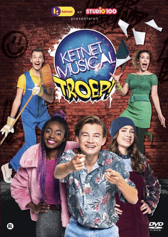 Ketnet & Studio100 stellen voor … TROEP!