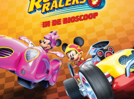 Mickey & The Roadster Racers op groot scherm