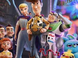 Kinepolis verwacht je op het Toy Story 4-weekend!