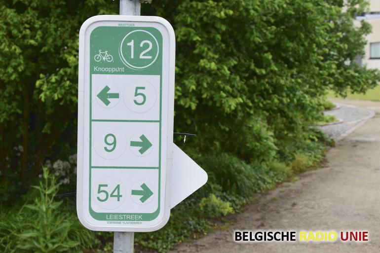 5,1 miljoen recreatieve fietsers op West-Vlaams fietsnetwerk