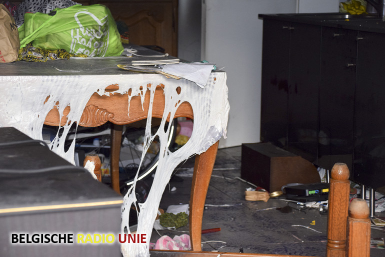 15-tal bewoners geëvacueerd na brand in appartementsgebouw te Wevelgem
