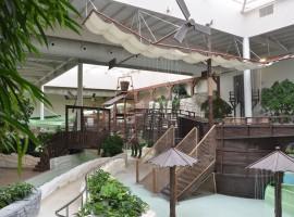 Bellewaerde Aquapark : totaalbeleving voor het ganse gezin