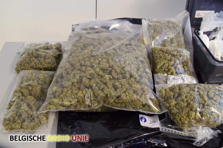 Drugsbende opgerold in Roeselare