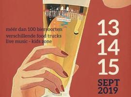 Eerste Kortrijk bierfestival : Bierfest