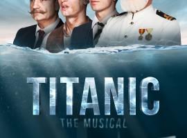 Musicalspektakel Titanic zorgt voor een stormy zomer