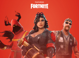 Fortnite Night in Walibi Belgium op 24 & 30 augustus