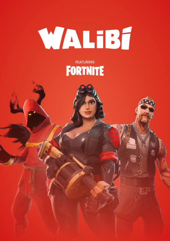 Walibi Fortnite