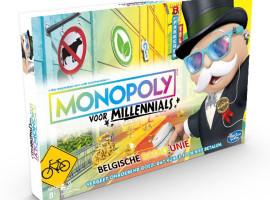 wedstrijd: Speel mee en win het nieuwe Monopoly for Millennials