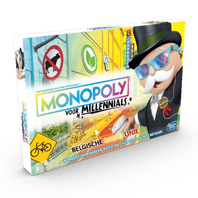 BRU Monopoly voor Millenialskopie