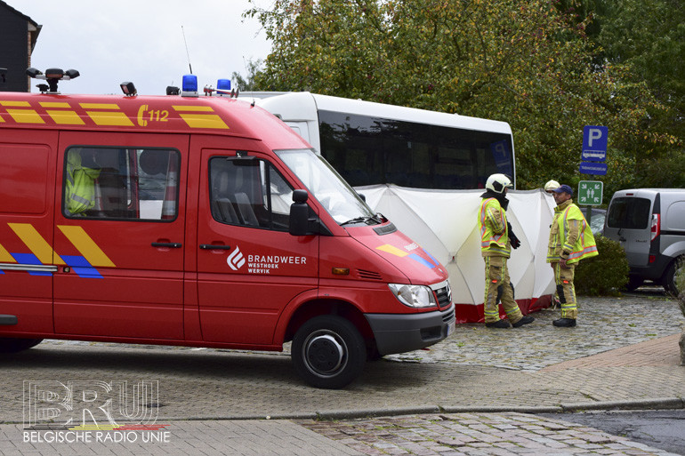 Bezoeker Nationaal Tabaksmuseum Wervik voelt zich onwel, wil wat gaan rusten in autocar en sterft op parking