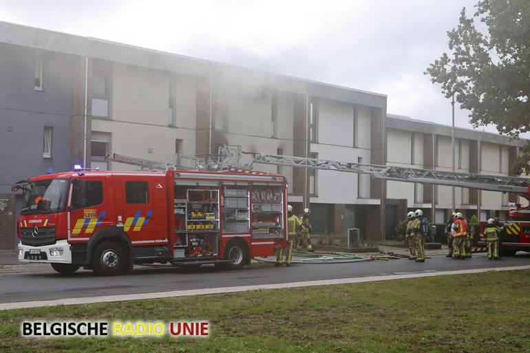Huis onbewoonbaar na keukenbrand in Waregem
