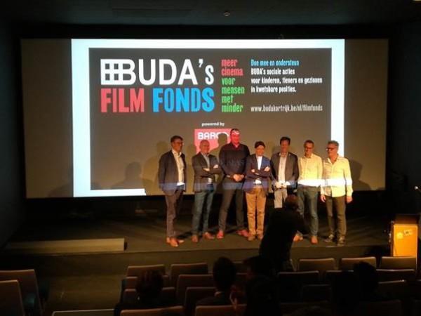Nieuw sociaal Film Fonds Budascoop
