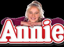 Topmusical Annie te zien in Gentse Capitole