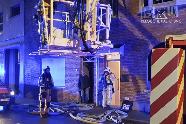 Brandweer rukt uit voor geurkaarsen
