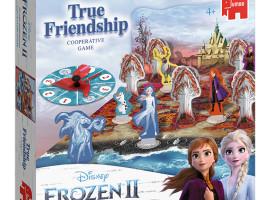 Wedstrijd: Disney Frozen 2 van Jumbo: het spel voor echte vrienden