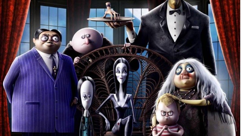 De gekste die er bestaat : The Addams Family