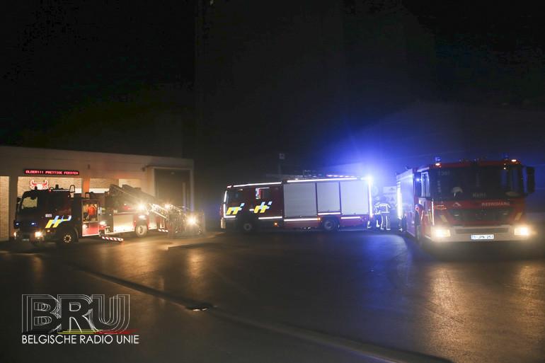 Brand bij veevoederfabrikant Dumoulin snel onder controle