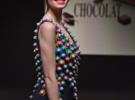 Zevende chocoladesalon in Brussel