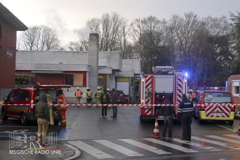 Gemeentelijk zwembad in Wevelgem ontruimd na chloorlek