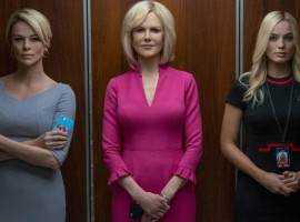 Margot Robbie, Charlize Theron & Nicole Kidman in één film!
