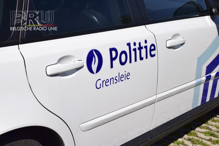 Politiezone Grensleie op zoek naar eiergooier