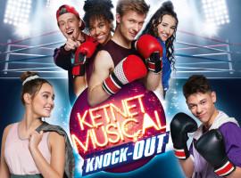Wedstrijd: Win de CD rond de Ketnet musical KNOCK-OUT