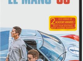 Wedstrijd:  Win de DVD 'Le Mans '66′