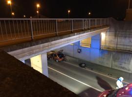 Twee personen zwaar gewond bij ongeval te Roeselare