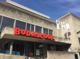 Kunstencentrum BUDA schenkt filmtickets aan zorgverleners