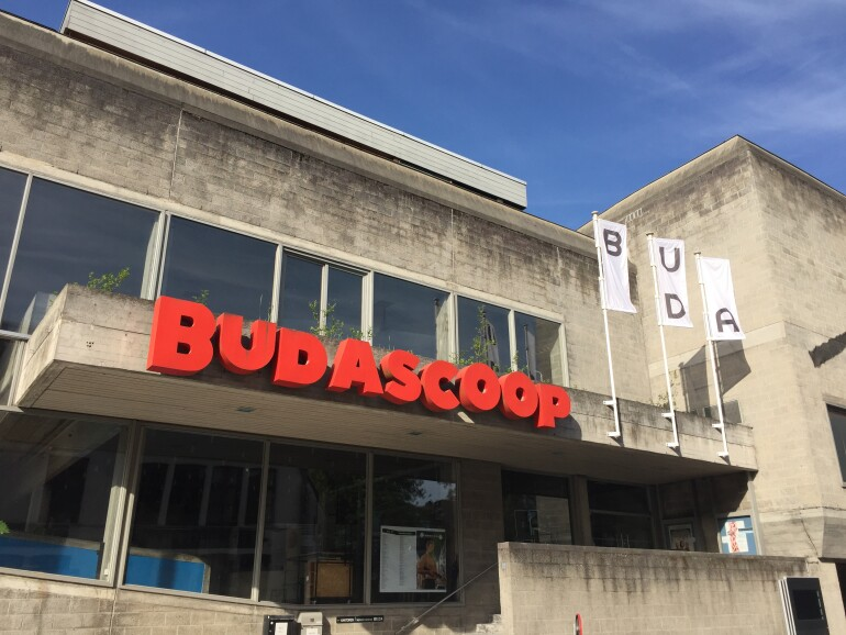 Budascoop (c)kunstencentrum BUDA