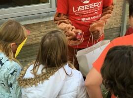 Libeert zorgt voor gratis chocolade voor kinderzorginstellingen