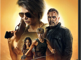 Wedstrijd: Geniet gratis van de DVD Terminator: Dark Fate