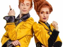 Musical 'Robin & ik' te zien eind februari