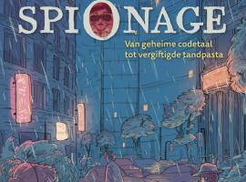 Onderzoeksjournalist Lars Bové verzamelt geheimen van spionnen