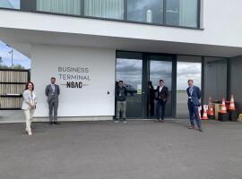 The Aviation Factory & North Sea Aviation Center bundelen hun krachten in Oostende