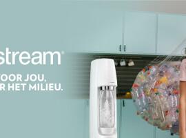 SodaStream zet opnieuw schouders onder Mei Plasticvrij