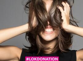 Doneer jouw lockdownlokken & steun Think Pink
