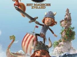 Wickie de Viking – Het magische zwaard op 1 juni in Nederlandse bioscopen