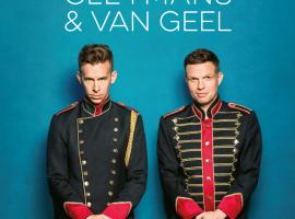 Cleymans & Van Geel spelen in Antwerpse Stadsschouwburg