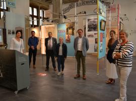 Nieuwe expositie in Yper Museum & project Feniks2020