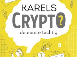 Karels Crypto nu ook in boekvorm