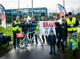 Kortrijk krijgt beste fietsrapport van Vlaanderen