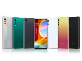 LG lanceert LG VELVET smartphone in België