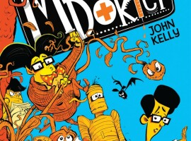 De monsterdokter : hilarisch boek van John Kelly