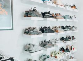 Exclusieve sneakers in nieuwe pop-up van Dropdayz