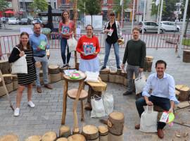 Gemeente Kuurne deelt 54 zomerpakketten uit aan kwetsbare gezinnen