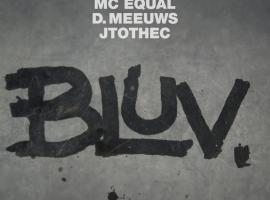 Drie West-Vlaamse artiesten brengen positiviteit met 'Bluv'
